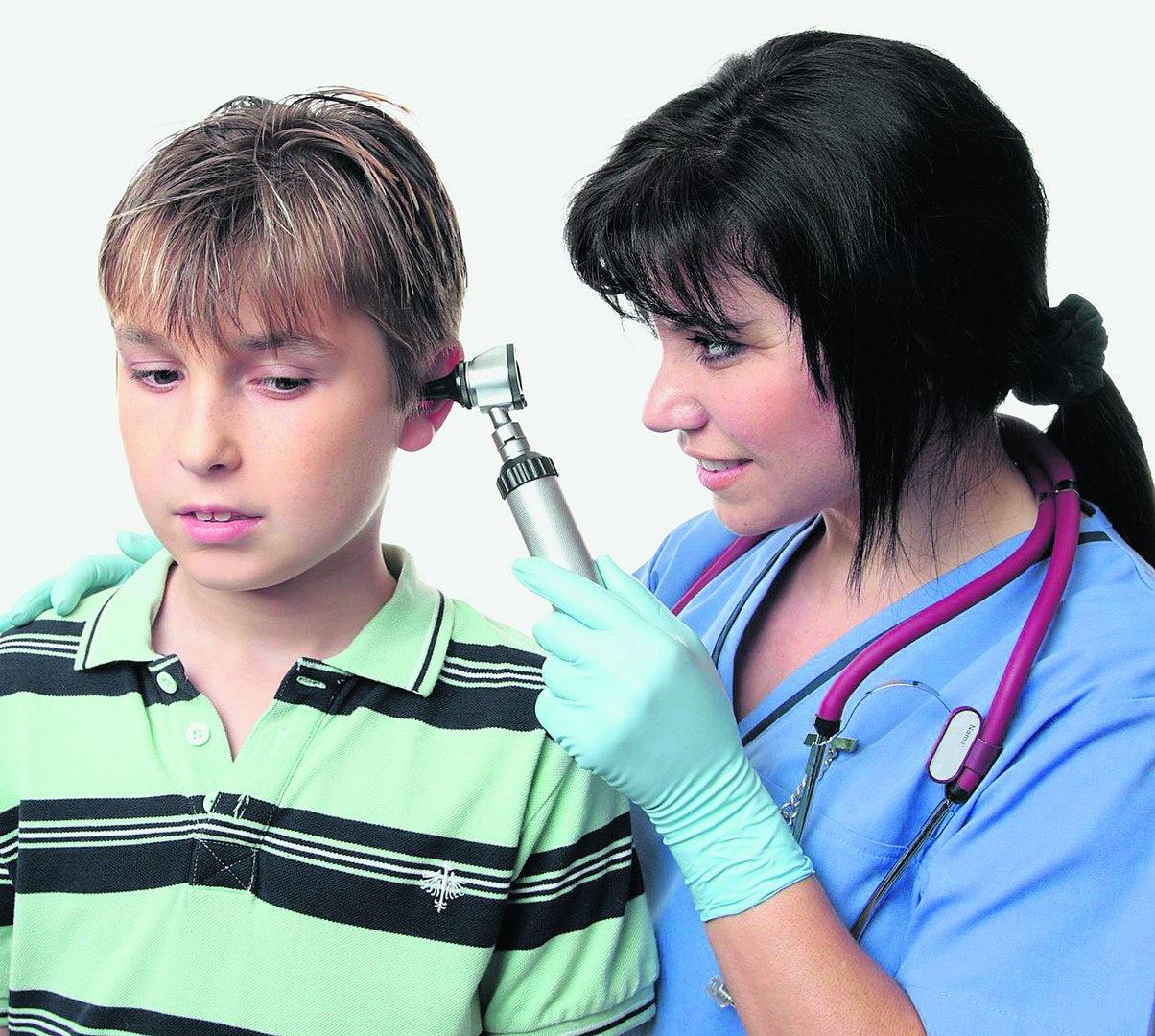 отит воспаление среднего уха лечение