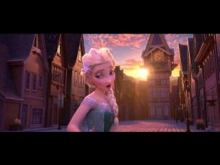 Холодное торжество. (Frozen Fever) Тизер-трейлер HD