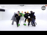 [BANGTAN BOMB] 방탄소년단 (BTS) '21세기 소녀 (21st Century Girl)' Dance Practice (Halloween ver.)