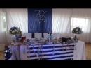 Свадьба в морском стиле. Ксюша и Антонавгуст 2016