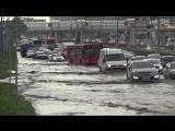 Потоп на Южке 20.06.2016