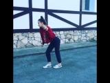 Понторезка танцует