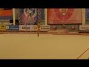 1.12.2016г. Открытые Всероссийские соревнования по художественной гимнастике Мемориал Горенковой Дарья Никитина. Обруч.
