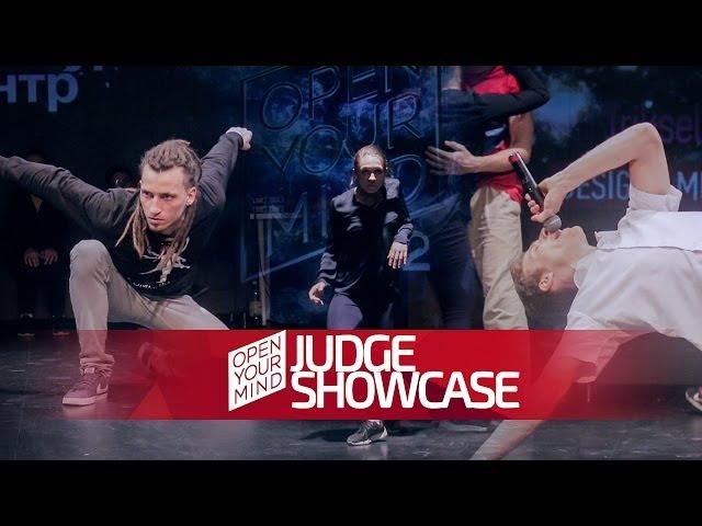 OPEN YOUR MIND 2: Judge showcase Andrew 2x5, Deltso, Daniel