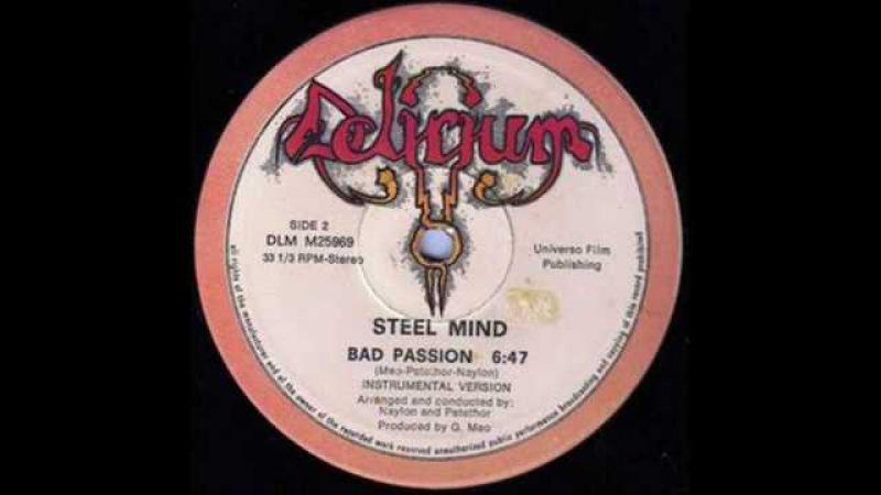 Steel Mind - Bad Passion