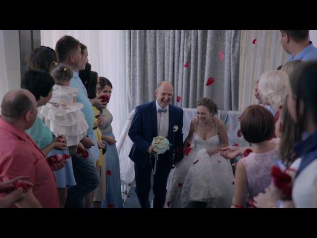 Интервью сюрприз на свадьбе. Ведущий Никита Елапов