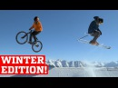 PEOPLE ARE AWESOME WINTER 2016 EDITION Skiing Snowboarding
