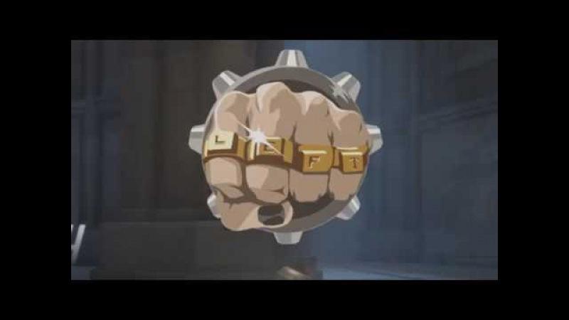 Ирман - Overwatch - Смешные моменты