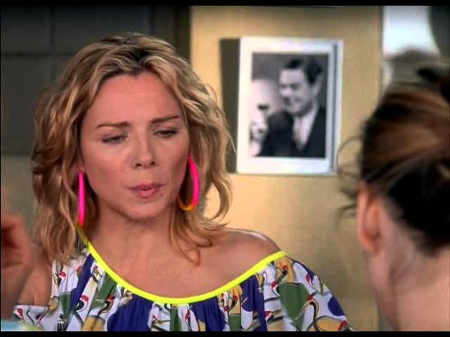 Sex and the city samantha jones relationship frown