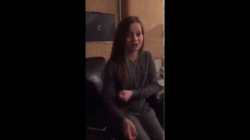 Алиса Кожикина - [ 8 марта, а мы работаем ] - трансляция @chertishchev Periscope