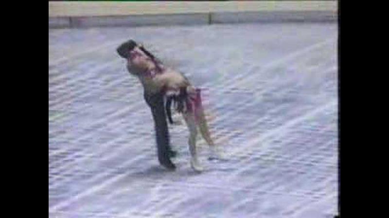 Klimova Ponomarenko 1985 Worlds free dance