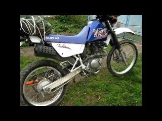 Обзор Suzuki Djebel 200. 1999. Сузуки Джебель 200.