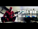 Spider-Man (Peter Parker)  Out the Back Door (Civil WarMCU)