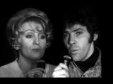 Nicole Croisille et Pierre Barouh - Plus fort que nous (live 1969)