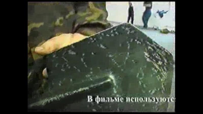 Боевое применение малой саперной лопатки УНИБОС