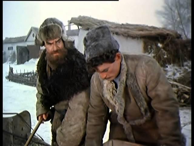 Художественный фильм Тихий Дон, СССР, 1-ая серия, 1957 г.
