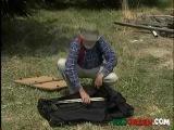 Handyman Tip -  Desk In A Bag