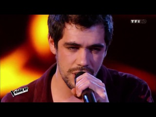 SOL - DES ARMES(Leo Ferre)The Voice France 09.04.16