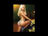 Эро подборка фото сочной блондинки с большими сиськами и большой попкой. Эротика. Секс. Соблазн. Разврат