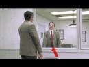 Киноляпы Мистер Бин США, 1997