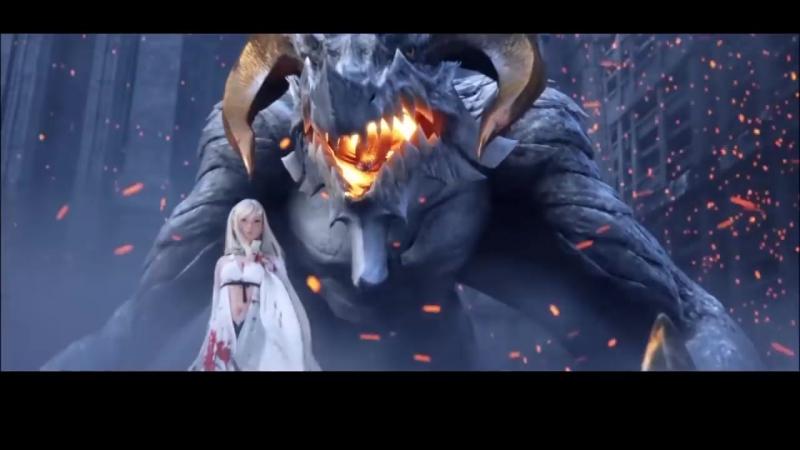 Drag-on Dragoon 3 Drakengard 3 - Wasteland [GMV] 1080p