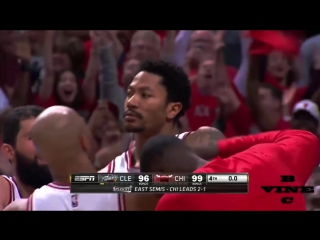 Derrick Rose Game Winner