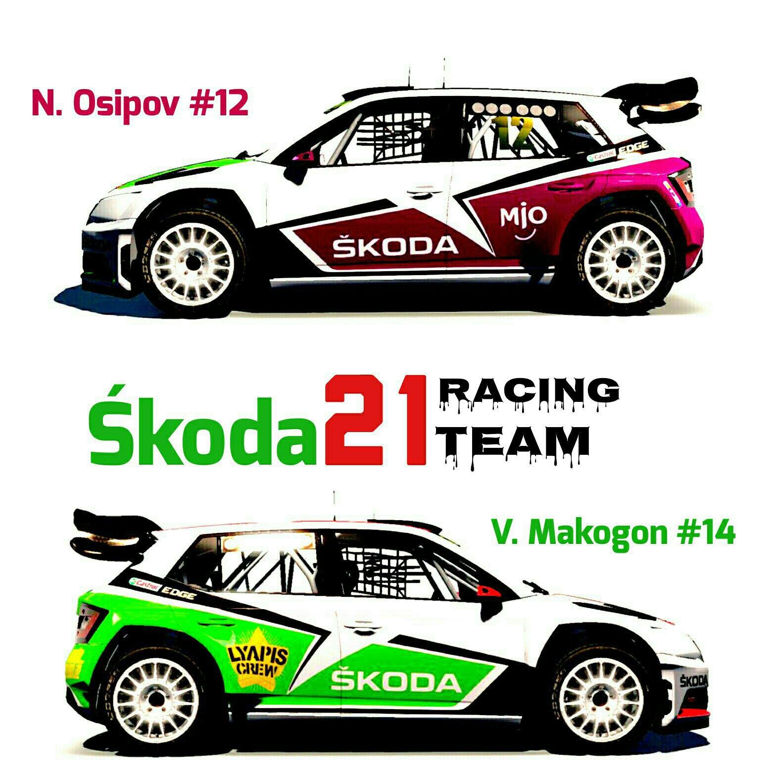Skoda 21 Racing Team