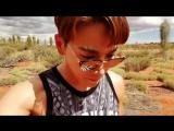 [Инстаграм] 161119 Джун Кей: #улулу #эрсрок #австралия #рокстеди