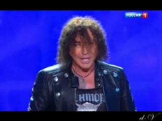 Валерий Леонтьев на Новой волне 2016 в Юбилейном концерте Олега Газманова - Грешный путь