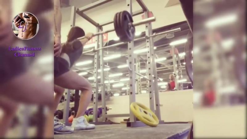 NABIEVA BAKHAR - Бахар Набиева- Female Fitness Motivation BIG LEGS and GLUTES! @Ukraine (1)