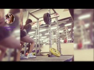 NABIEVA BAKHAR - Бахар Набиева- Female Fitness Motivation BIG LEGS and GLUTES! @Ukraine 1