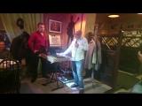 Концерт Степана Арутюняна В кафе Шансон.