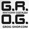 G.R.O.G. Shop - авангардная и городская одежда.