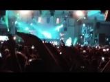 Концерт Fabri Fibra в Галлиполи, Италия.