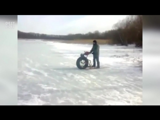 Как легко передвигаться по снегу