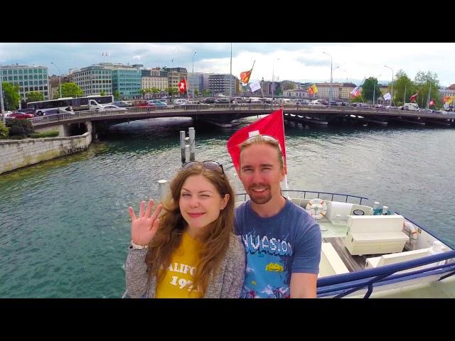Наше путешествие в Швейцарию! Что посмотреть в Цюрихе, Женеве, Люцерне и Лозанне? (Switzerland)