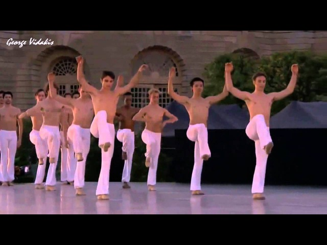 Mikis Theodorakis ΕΛΛΗΝΙΚΟΙ ΧΟΡΟΙ Danses Grecques Maurice Bejart Ballet of XX century