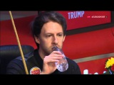 Snooker. Players Championship 2016. Judd Trump - Ali Carter. Round 2.