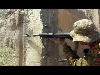 В Таджикистане и Приморье проходят военные учения