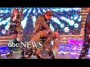 Derek Julianne Hough Dance Live on 'GMA'