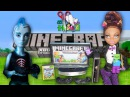 MINEKRAFT X-BOX 360 /ИГРОВАЯ ПРИСТАВКА для кукол Monster High, Barbie / Muza Rukodeliya 🌺