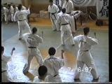 """Лагерь  1997  Ashihara Karate Kai-Kan """" 芦原会館"""