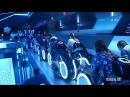 HD Amazing TRON Coaster Ride through Shanghai Disneyland