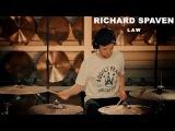 Meinl artist Richard Spaven performing