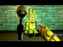 SFM FNAF ПИЦЦЕРИЯ ФРЕДДИ The Backstory - Episode 1 Озвучка от Fojcu61 RUS DUB