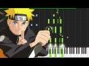 Blue Bird - Naruto Shippuuden (Opening 3) [Piano Tutorial] (Synthesia) // Animenz