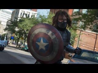 Капитан Америка против Зимнего солдата. Первый мститель: Другая война. 2014.