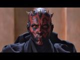 Квай-Гон Джинн и Оби-Ван Кеноби против Дарта Мола. Звездные войны: Эпизод 1