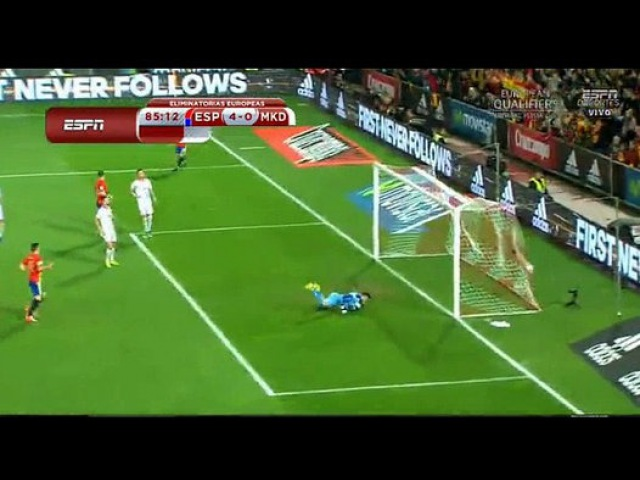 Aritz Aduriz Goal HD Spain 4 - 0 FyR Macedonia 12.11.2016 World Cup - Qualification - vidéo Dailymotion
