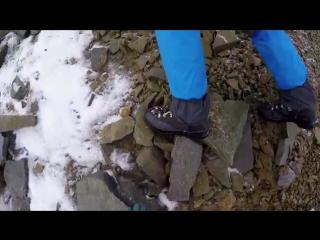 Обход ледопада. Не горБатая гора (Горный поход). Серия #12